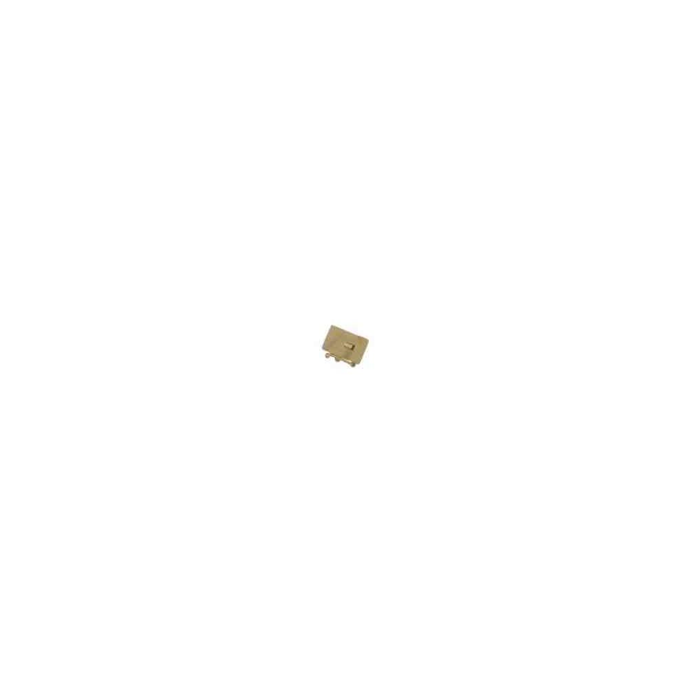 Cierre de cajón 13.5x8.5mm.OA.18 Kt 11005 **