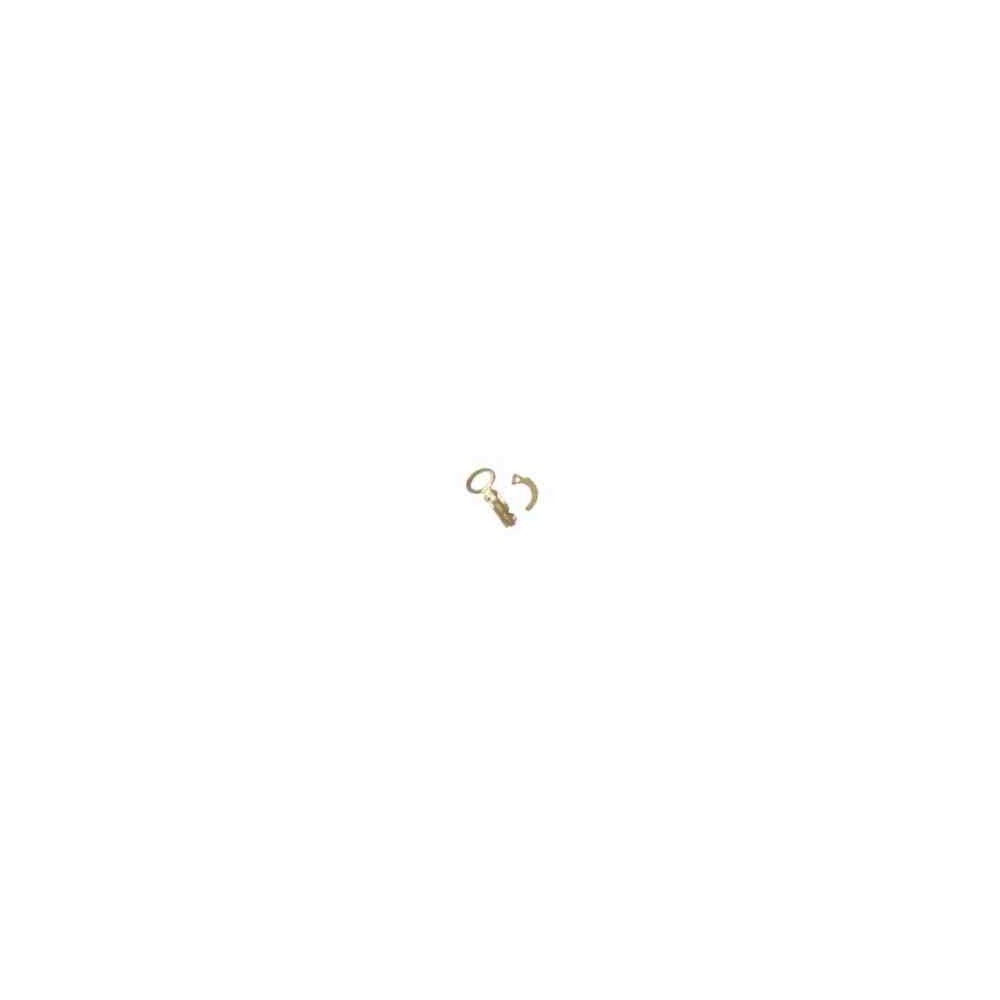 Omega clip 14.4mm.OA.18 Kt 14520 **