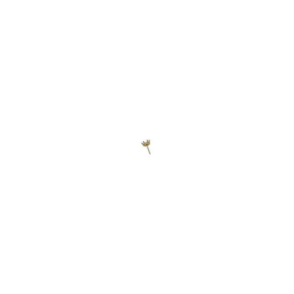 Garrita c/palillo 2.7mm.Palillo 10x1mm.OA.18 Kt 16052 **