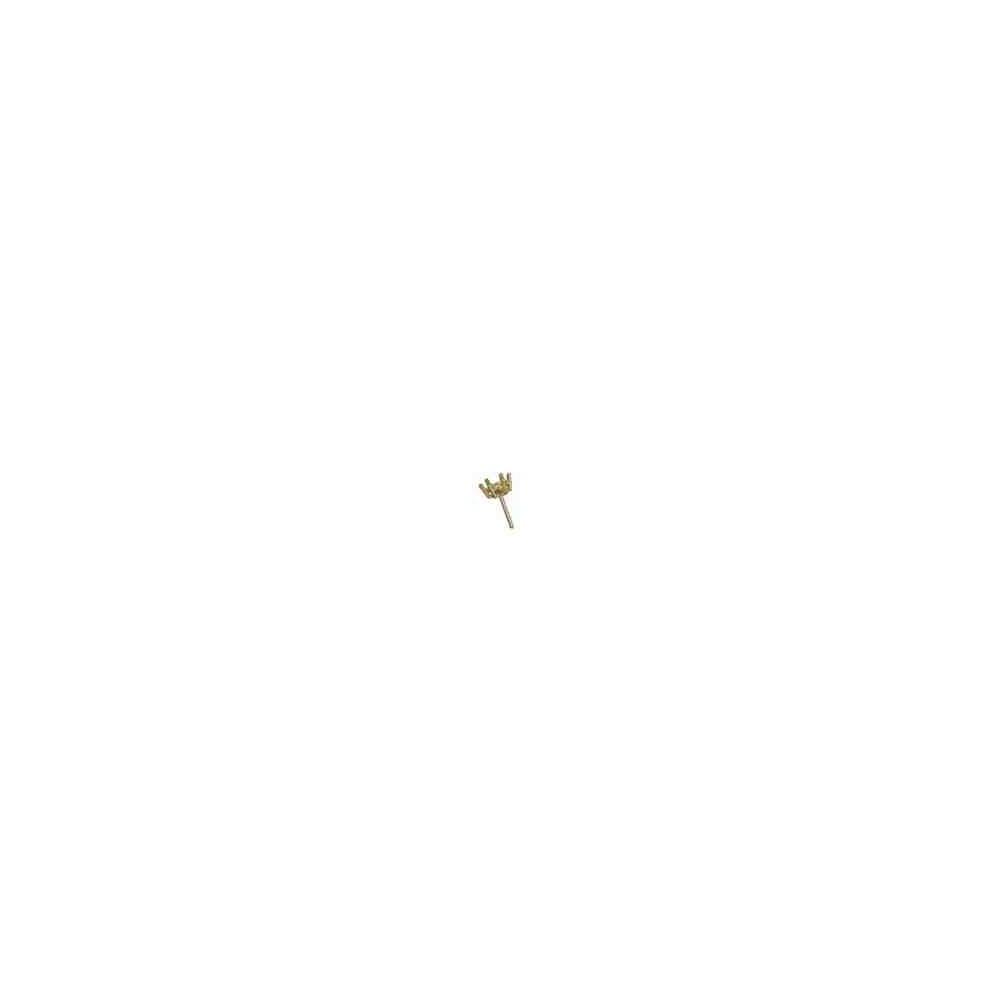 Garrita c/palillo 3mm.Palillo 10x1mm.OA.18 Kt 16053 **