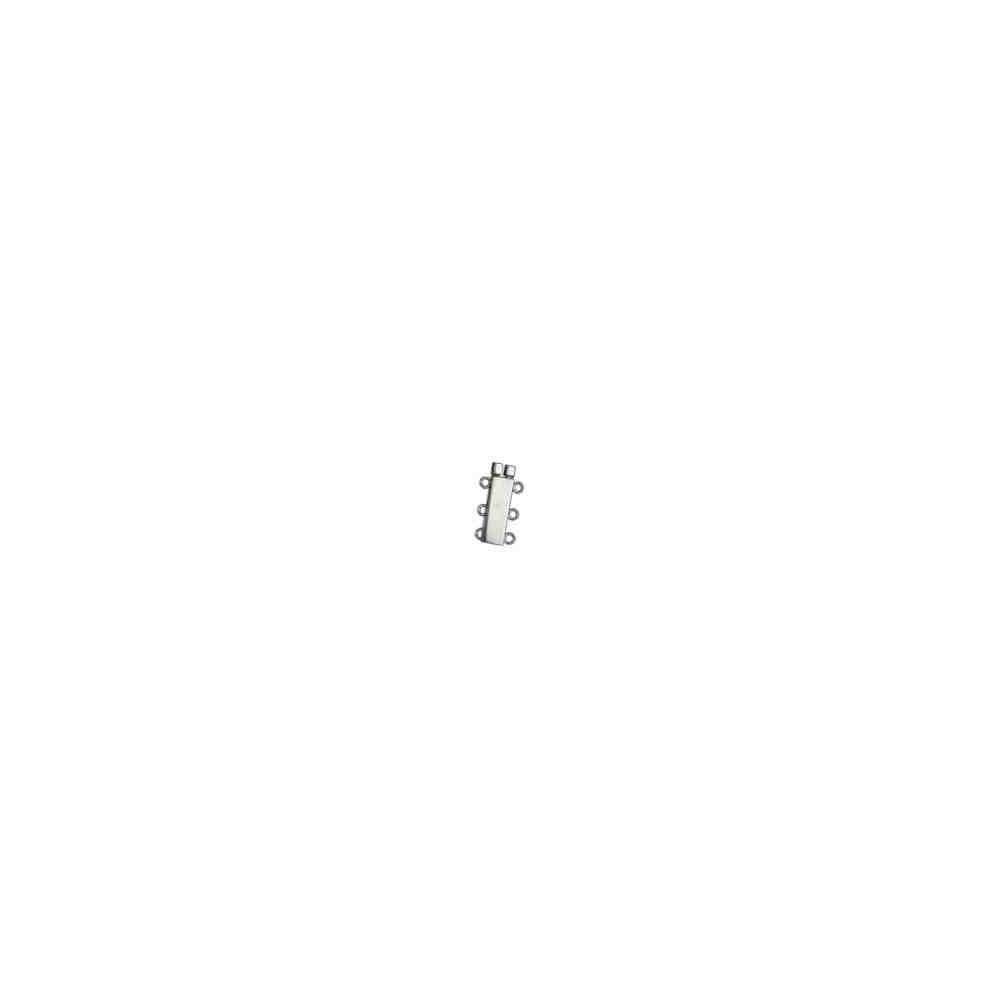 Broche 3 vueltas peq. 17x4.5mm.OB.18 Kt 22117 **