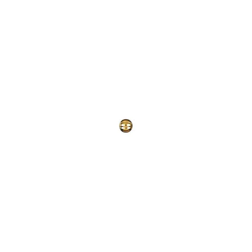 Bola gallonada 12mm.Int.1.1mm.OA.18 Kt 23093 **