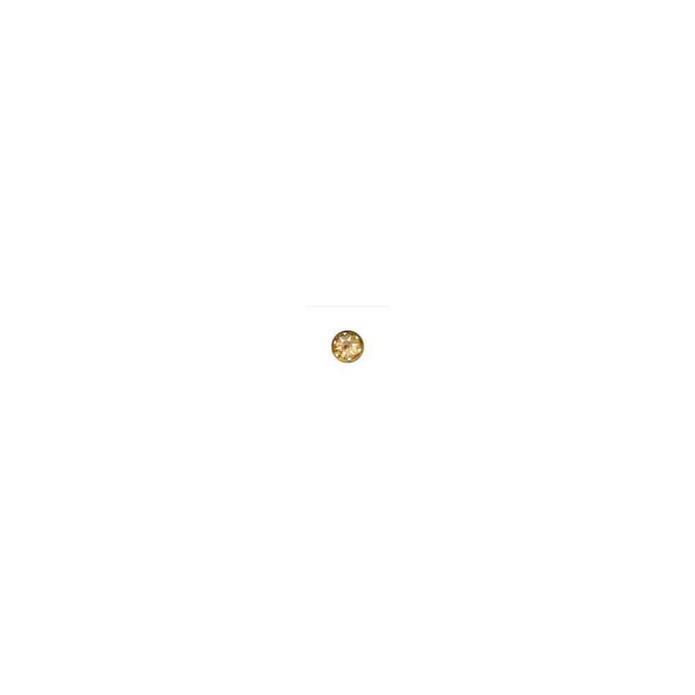 Casquilla para perla japonesa 11mm.OA.18 Kt 24701 **