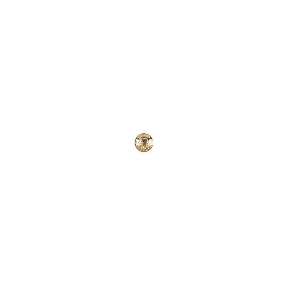 Casquilla para perla japonesa 15mm.OA.18 Kt 24705 **