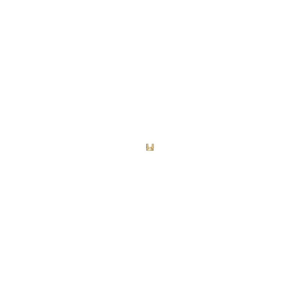 Garrita.Int.5mm.OA.18 Kt 26008 **