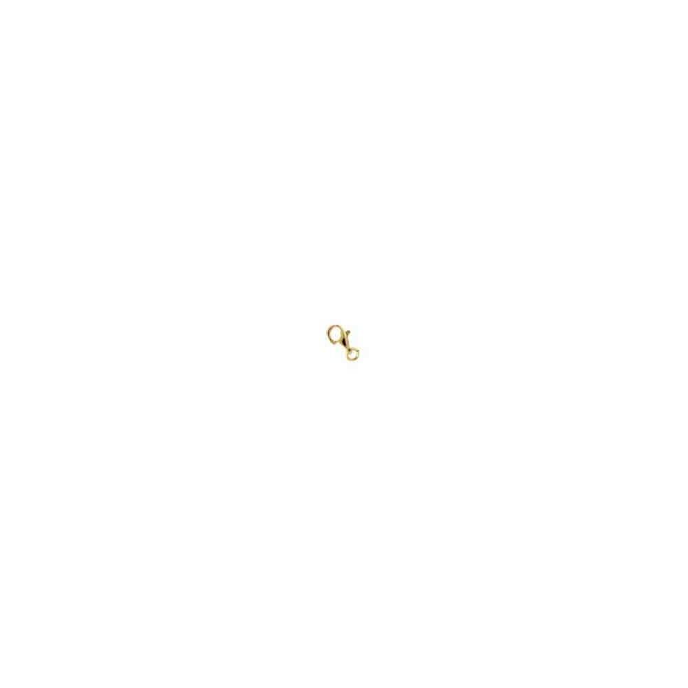 Mosquetón áncora c/anilla 11mm.Oro 9 Kt 39511 **
