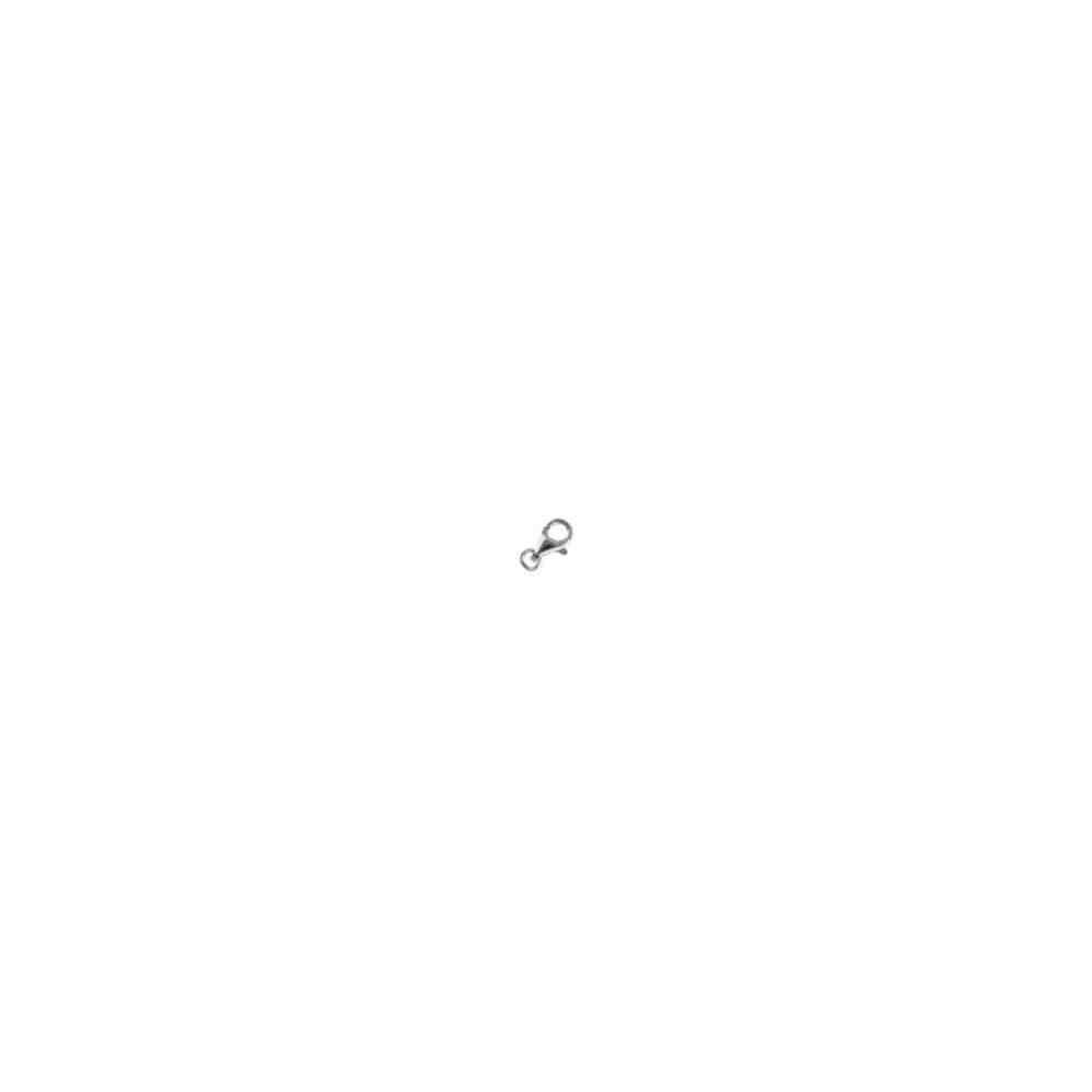 Mosquetón áncora c/anilla 11mm.AG-925 40122