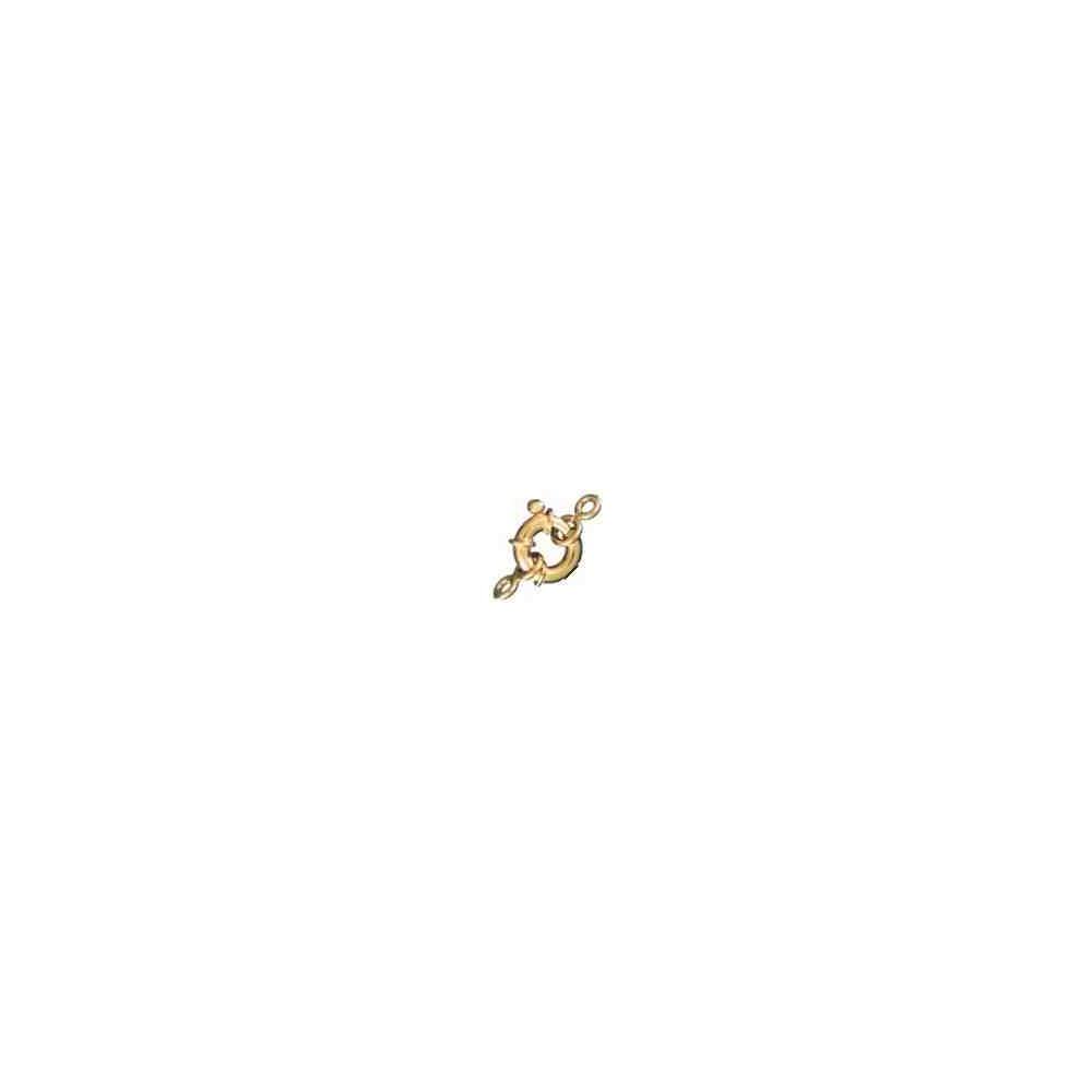 Reasa marinera c/anillaext.14mm.Tubo 3mm.AG-925 CH. 40564