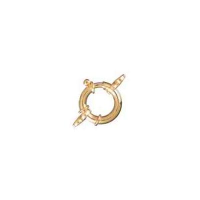 Reasa marinera c/anilla ext.20mm.Tubo 4mm.AG-925 CH. 40570
