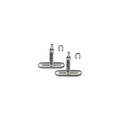 Sistema de gemelos pasador abatible.(Par).AG-925 41684