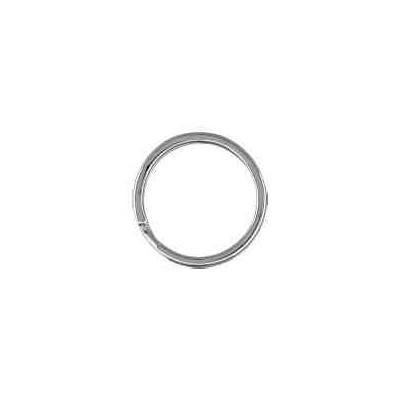 Llavero espiral plano 31mm.AG-925 48574