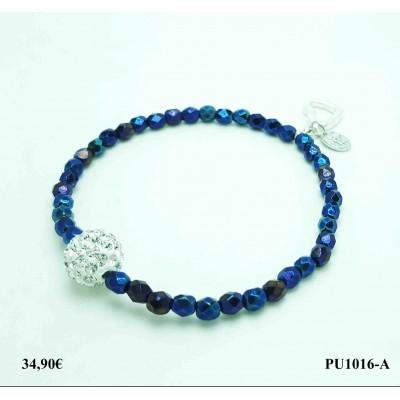 PULSERA PIEDRAS 50 SOMBRAS DE GREY G&A PU1016