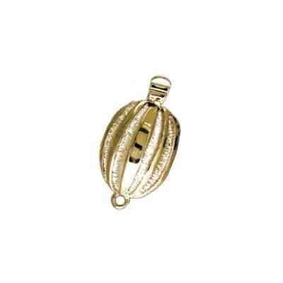 Broche de collar 1 vuelta.AG-925 CH. 70495