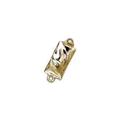 Broche de collar 1 vuelta.AG-925 CH. 70765