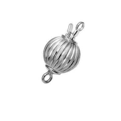 Broche de bola gallonado 10mm.OB.18 Kt 30249 **