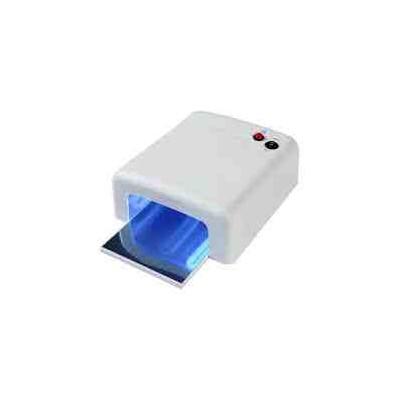 LÁMPARA UV P/SECAR PEGAMENTO CRISTAL 040004