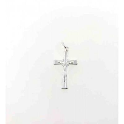 COLGANTE PLATA DE LEY 925 CRUZ/CRISTO DBC115