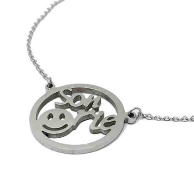 COLLAR SS 316 L, SMILE 25 mm N14966/SSO.01