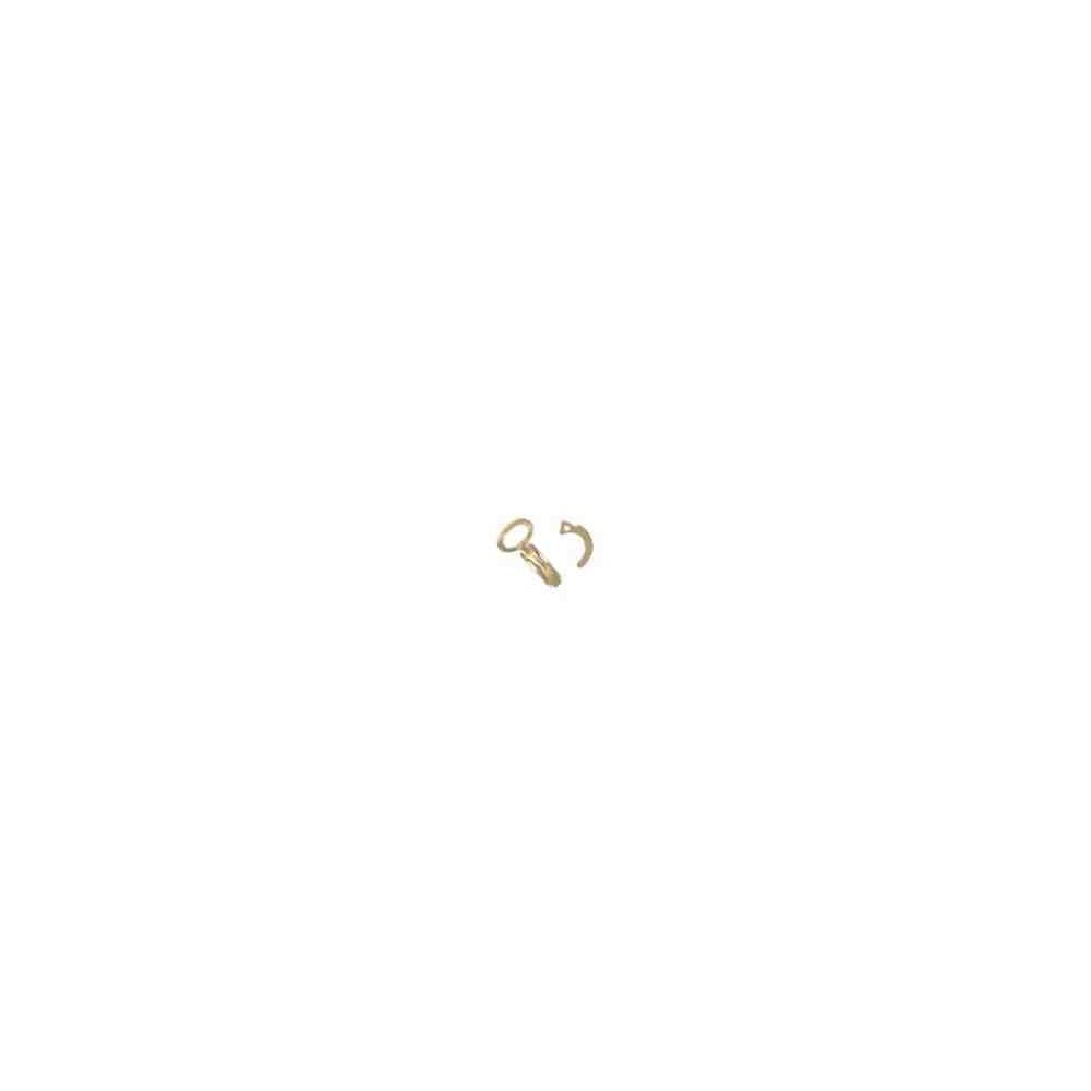Omega clip 16.5mm.OA.18 Kt 14521 **