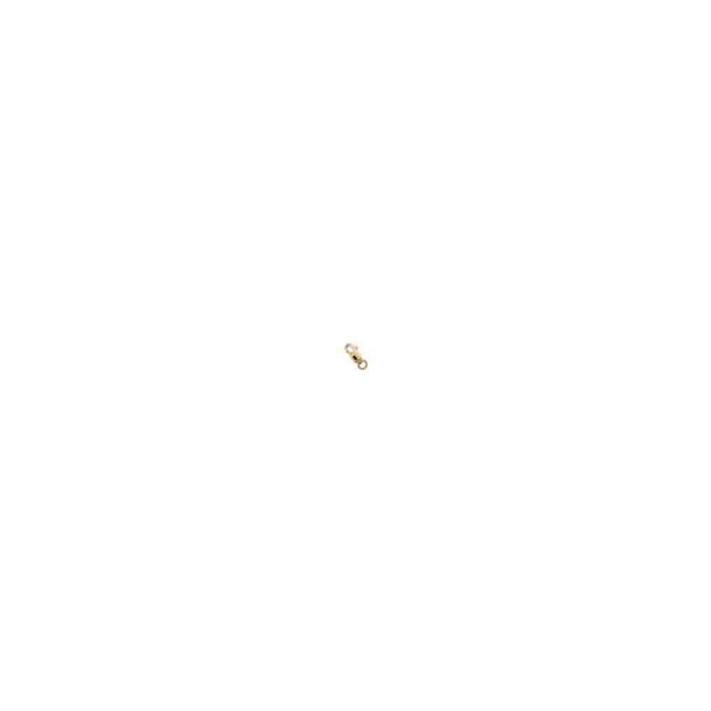 Mosquetón rectangular c/anilla 7mm.OA.18 Kt 20100 **
