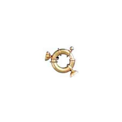 Reasa marinera c/casquillas ext.18mm.Tubo 4.5mm.OA.18 Kt 20338 **