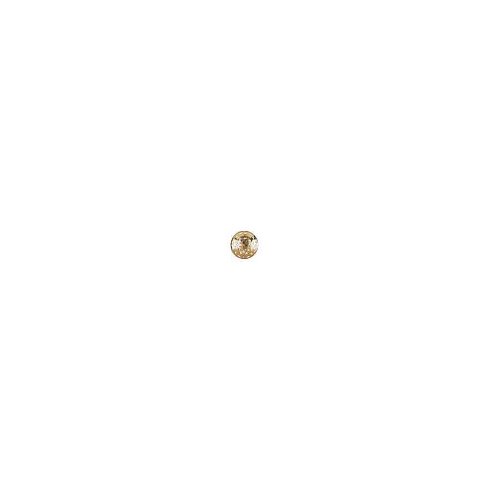 Casquilla para perla japonesa 13mm.OA.18 Kt 24703 **