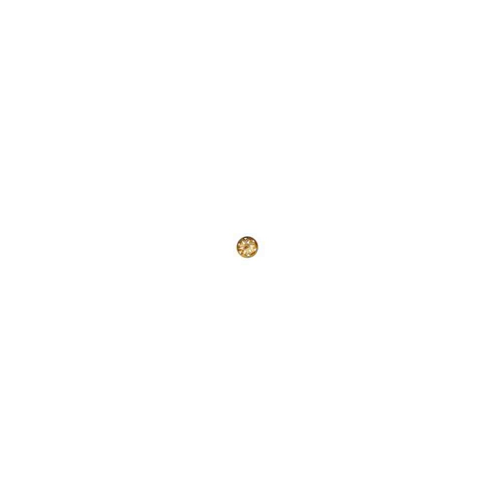 Casquilla para perla japonesa c/omega 10mm.OA.18 Kt 25000 **