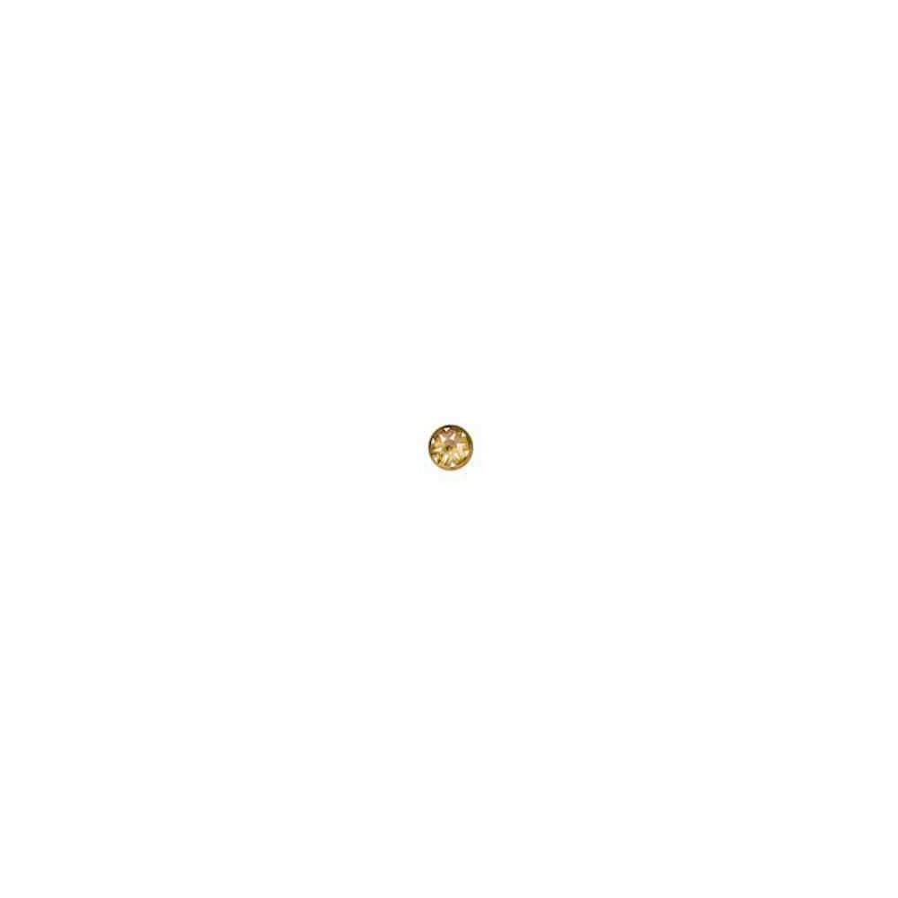 Casquilla para perla japonesa c/omega 12mm.OA.18 Kt 25002 **