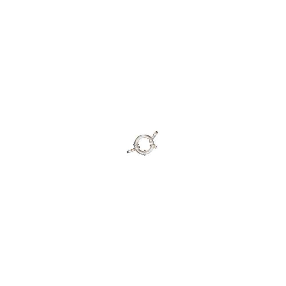 Reasa marinera c/anillas ext.16mm.Tubo 3mm.AG-925 40056
