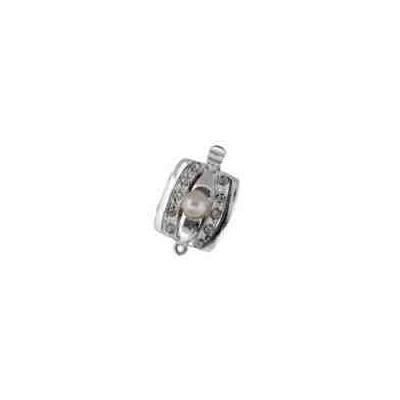 Broche de collar 1 vuelta.AG-925 75596