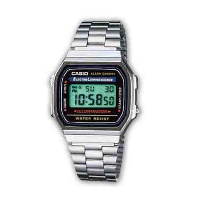 RELOJ CASIO A168WA-1YES