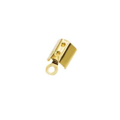 Terminal de presión dorado int.3mm.AG-925 40518