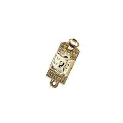 Broche de collar 1 vuelta.AG-925 CH. 70793