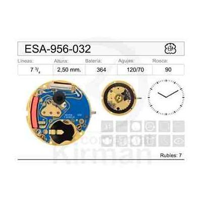 MOVIMIENTO ESA 956-032