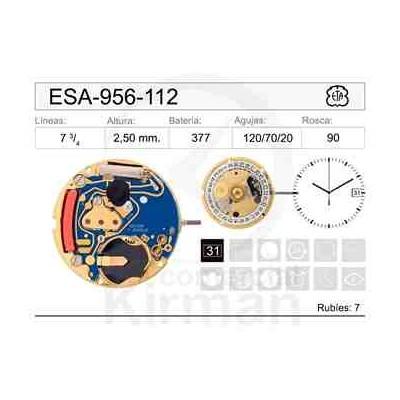 MOVIMIENTO ESA 956-112