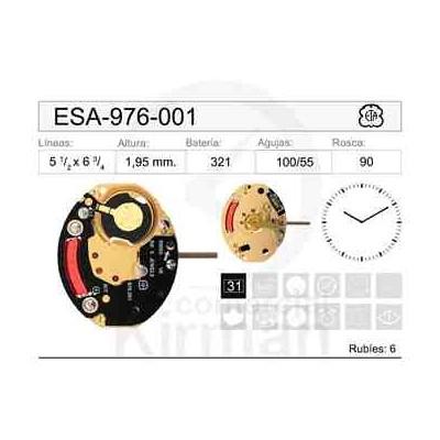 MOVIMIENTO ESA 976-001