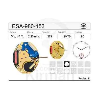 MOVIMIENTO ESA 980-153