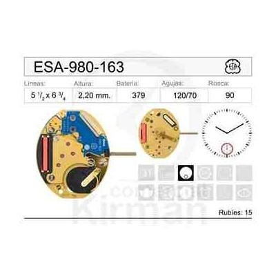 MOVIMIENTO ESA 980-163