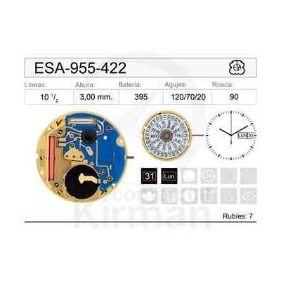 MOVIMIENTO ESA 955-422
