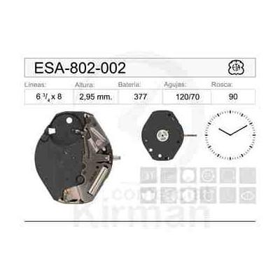 MOVIMIENTO ESA 802-002