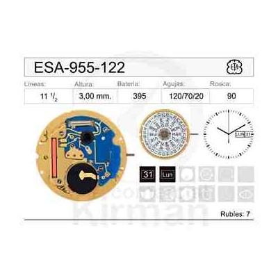 MOVIMIENTO ESA 955-122
