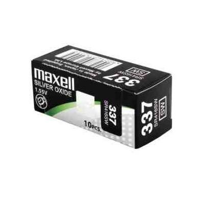 PILA MAXELL 337