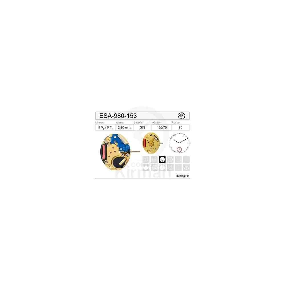 MOVIMIENTO ESA-980-153
