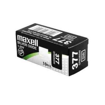 PILA MAXELL 377