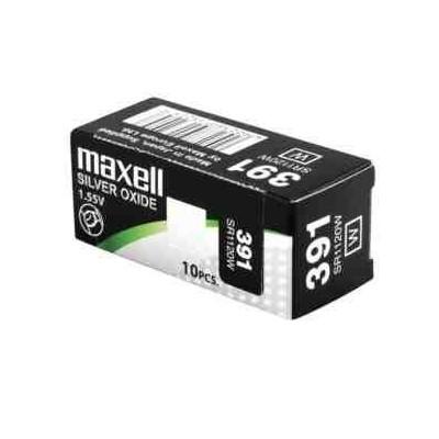 PILA MAXELL 391