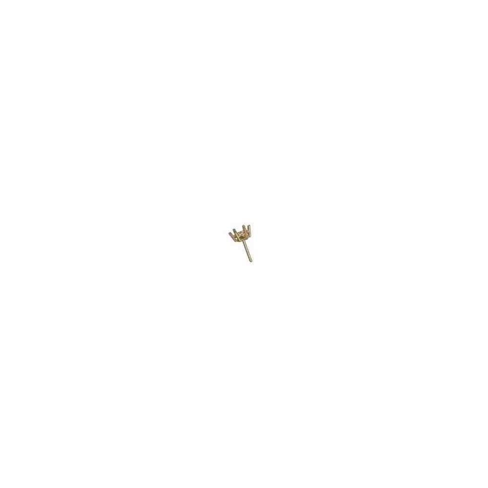 Garrita c/palillo 5.3mm.Palillo 10x1mm.OA.18 Kt 16059 **