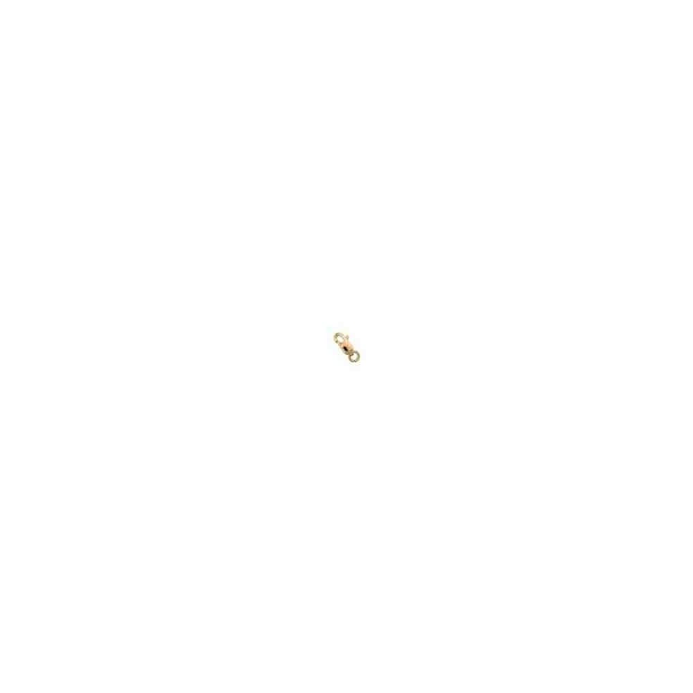 Mosquetón rectangular c/anilla 8.4mm.OA.18 Kt 20101 **