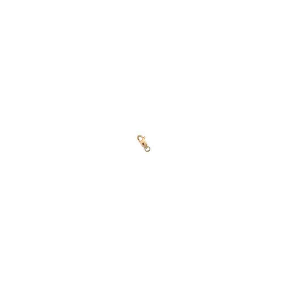Mosquetón rectangular c/anilla 11.7mm.OA.18 Kt 20103 **