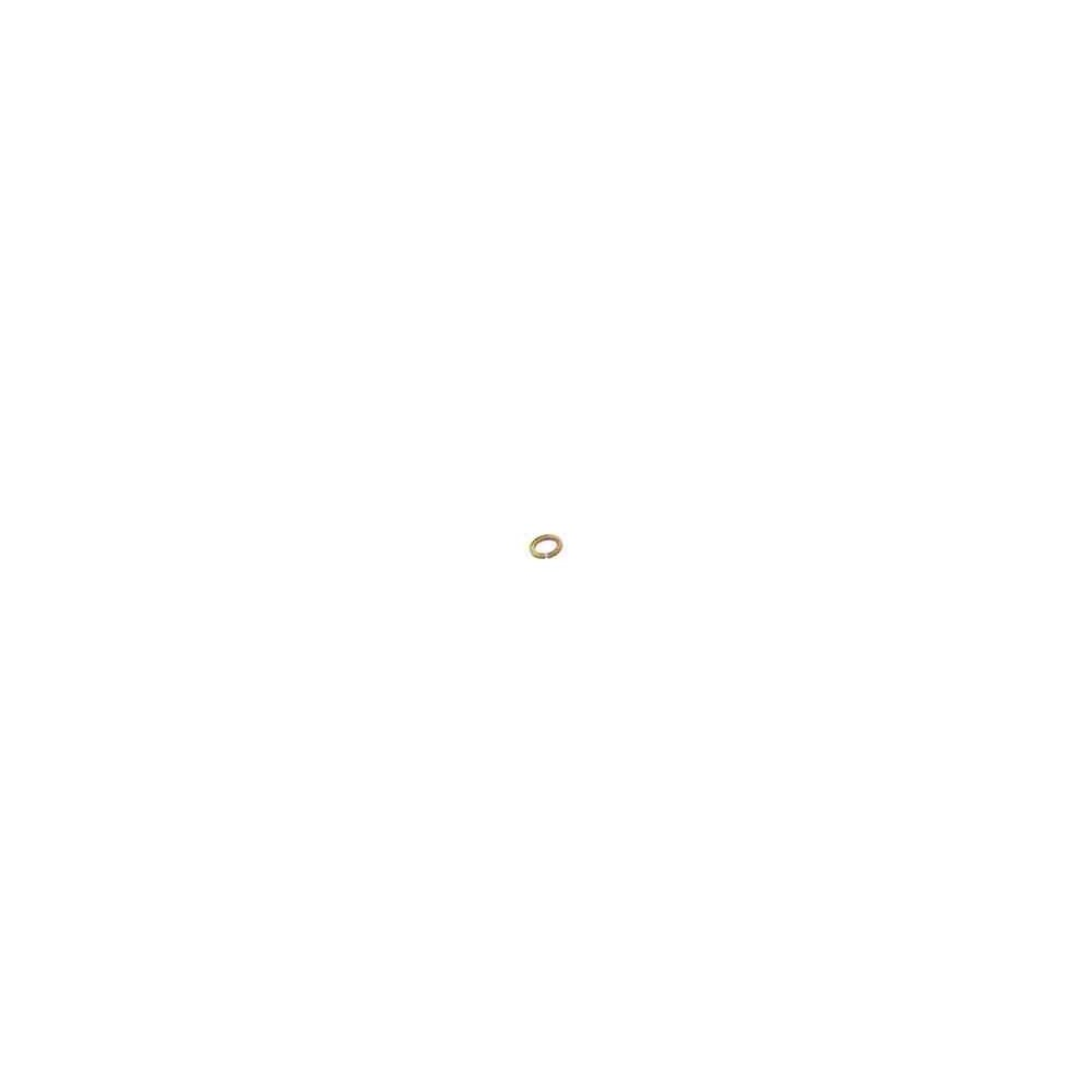 Anilla ovalada 6.5x4.5mm.Hilo 10dc.OA.18 Kt 22955 **