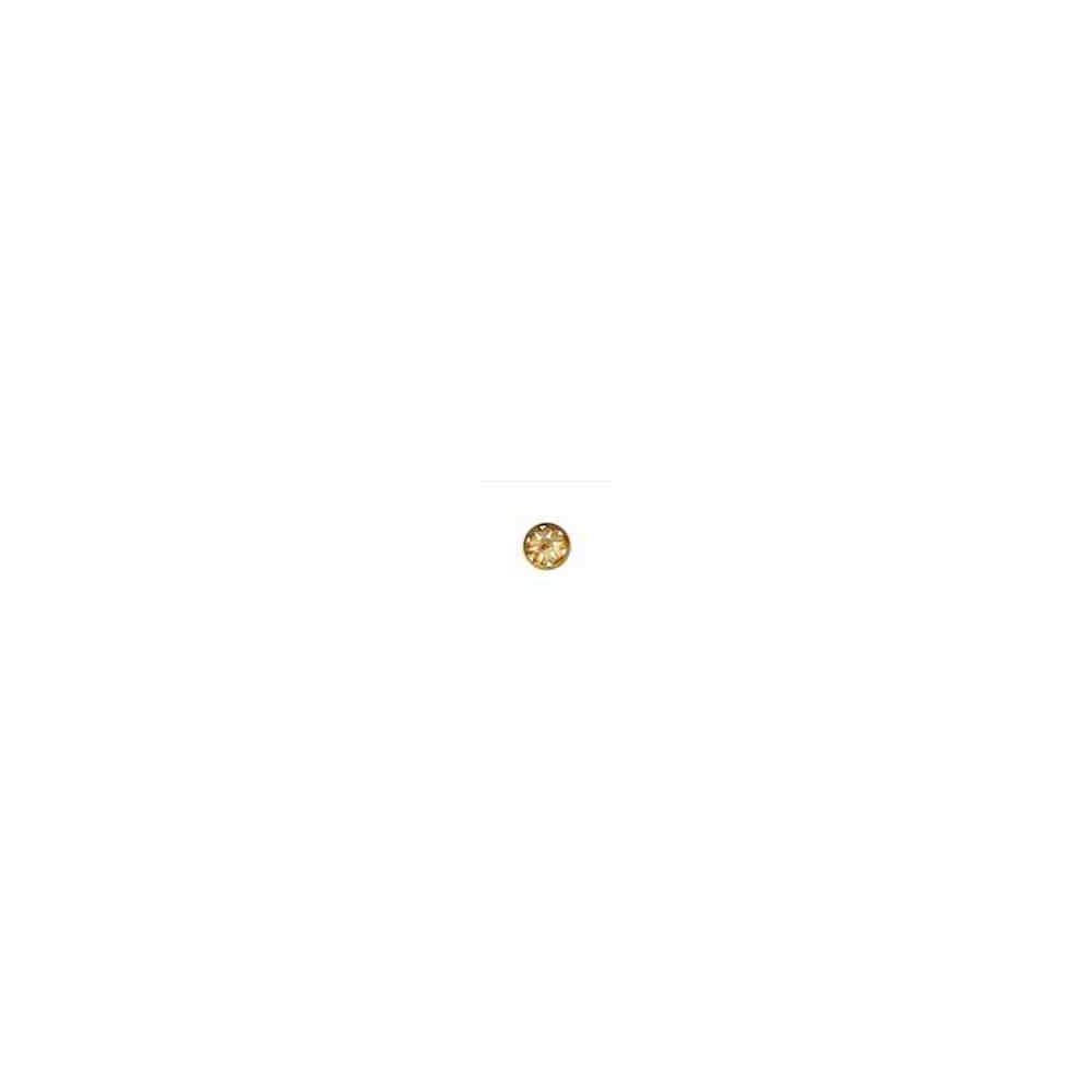 Casquilla para perla japonesa 10mm.OA.18 Kt 24700 **